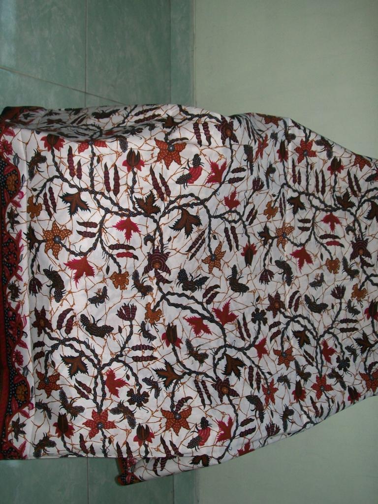 Jual Kain Batik Printing Murah Dan Trendy [K122]