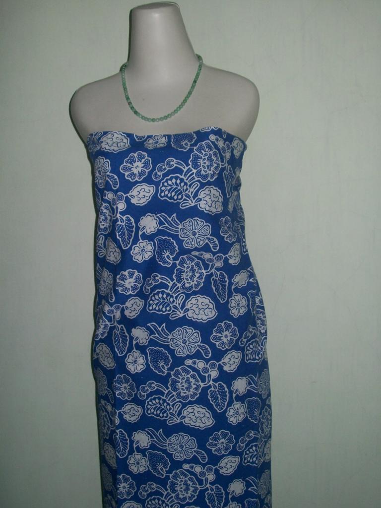 Kain Batik Trendy Dan Motif Terbaru 2012 [K145]