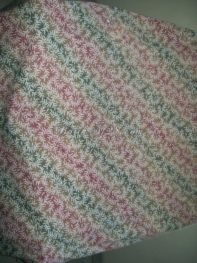 Jual Murah Kain Batik Motif Terbaru Batik Solo [K216]