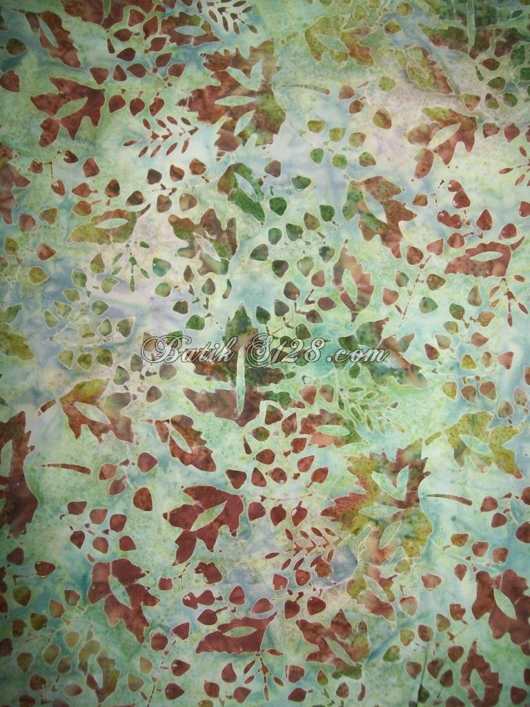 Kain Batik Motif Bunga | Semar Batik