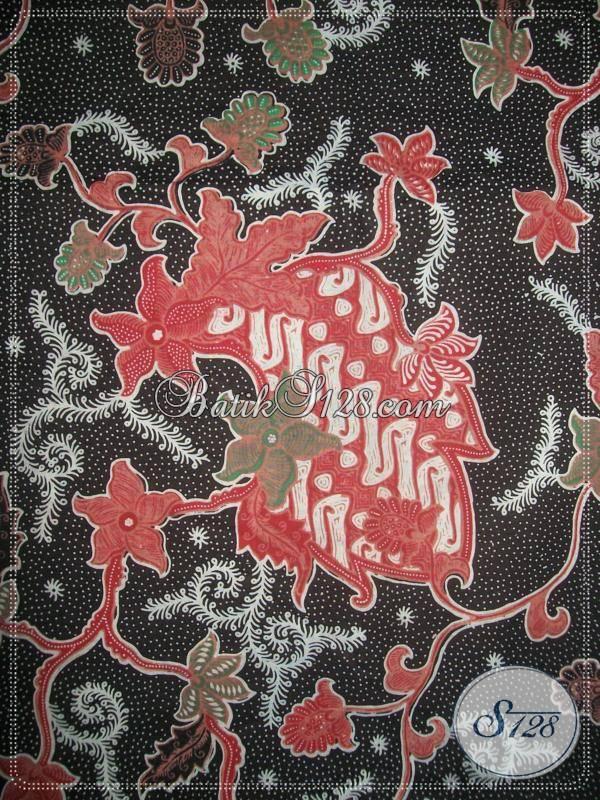 Bahan Batik Untuk SArimbit Batik Pria Dan Wanita [K389]