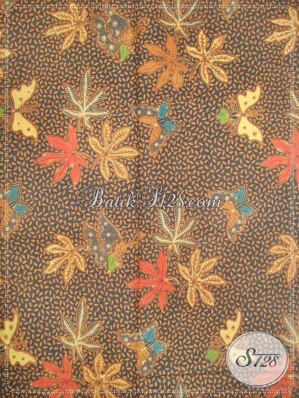 Bahan Batik Cabut Tulis Tolet,Bisa Untuk Busana Batik Fashion Atau Busana Batik Pesta [KCBT362]