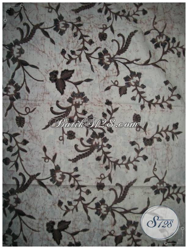 Jual Bahan BAtik Semi Tulis Asli Produsen Batik Solo [KCBT481]