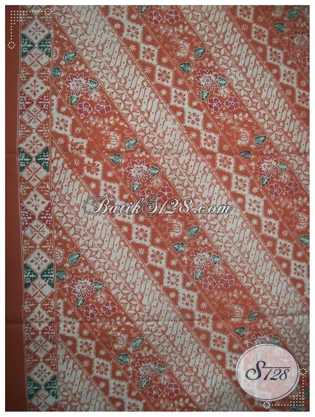 Bahan Batik Murah,Batik Elegant Dan Banyak Disukai [KCTO424]