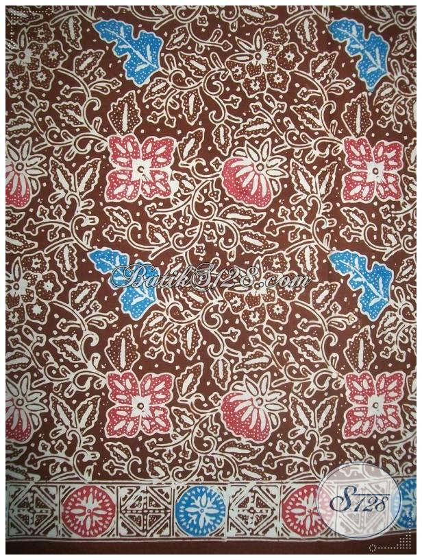Kain Batik Murah Asli Batik Pengrajin Solo [KCTO431]