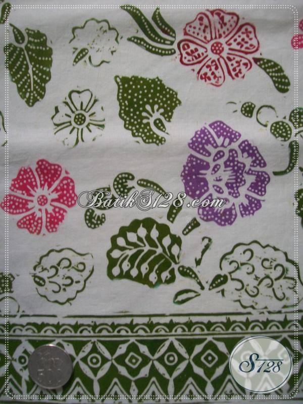 Kain Batik Trendy Untuk Wanita Exclusive Dan Modern [KCTO533]