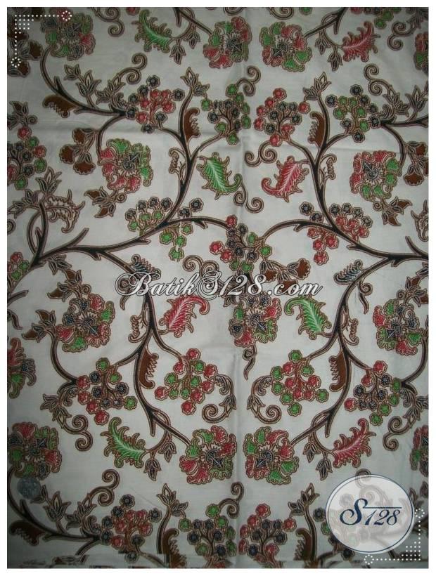 Jual Kain BAtik Full Print Langsung Dari Pengrajin Batik Solo,Bahan Berkwalitas Dan Tidak Luntur [KP506]