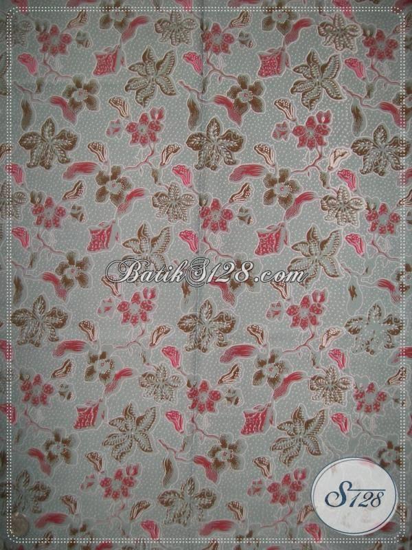 Kain Batik Murah Untuk Busana Batik Hijabers [KP552]