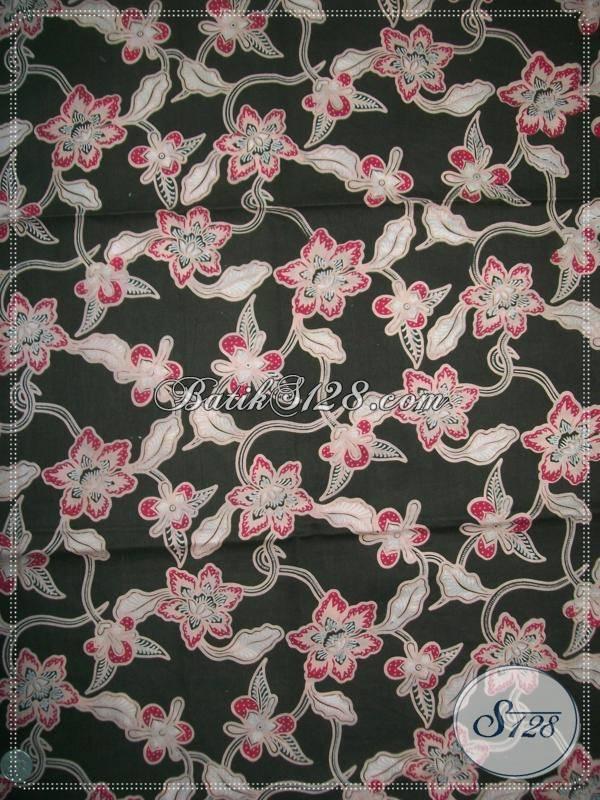 Jual Bahan Batik Untuk Dress Wanita Modern [KP554]