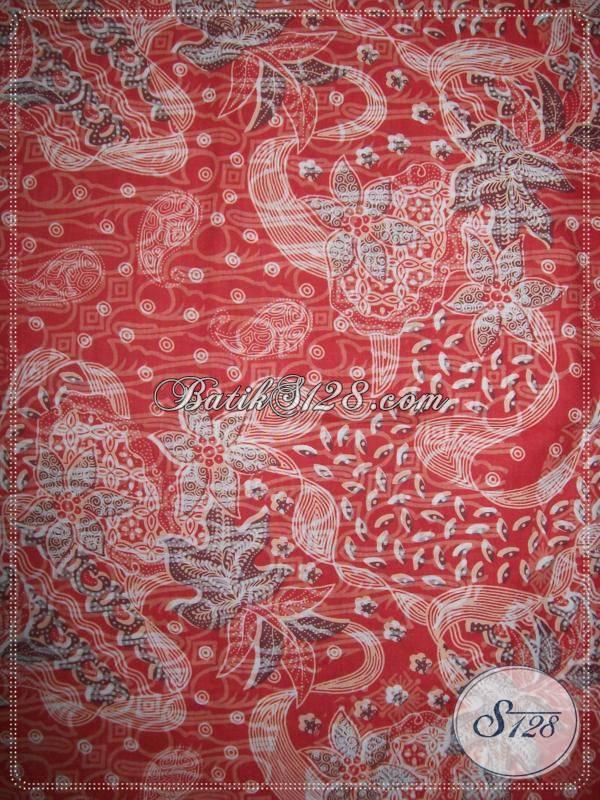 Kain Batik Trend Batik Unik 2013,Batik Exclusive,Motif Modern [KP626]