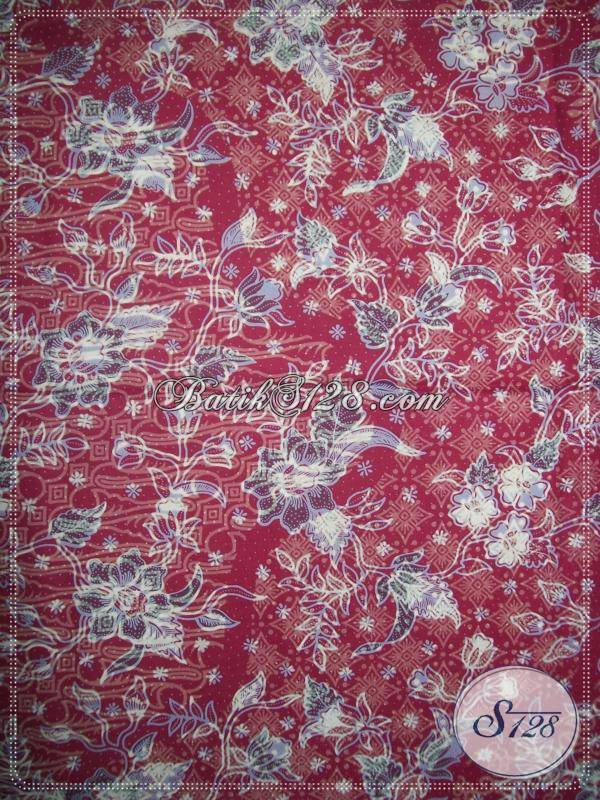 Bahan Batik Asli Batik Jawa Dijual Murah Dan Berkwalitas [KP627]