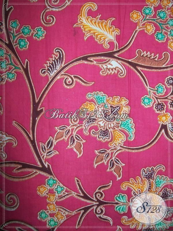 Batik Murah Kwalitas Bagus Dijual Di Sentra Batik Solo [KP630]
