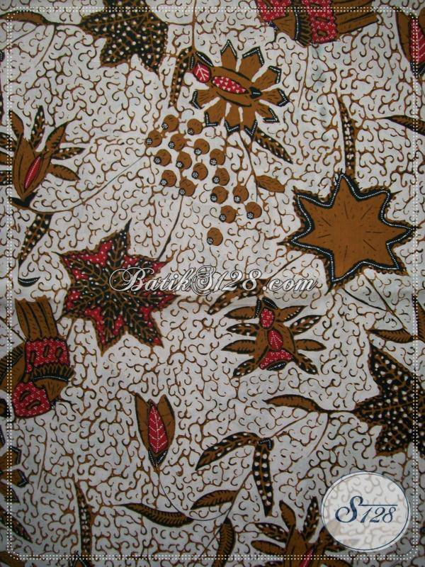 Bahan Batik Trendy Dan Motif Modern [KP647]