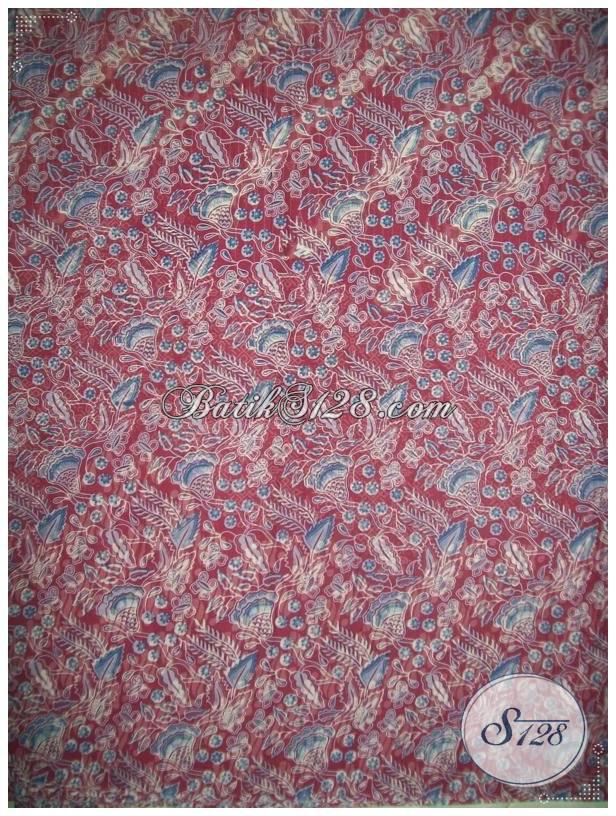 Bahan Kain Batik Harga Super Murah Kualitas Bagus KSM001P