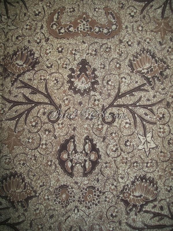 Jual Batik Halus Batik Tulis Motif Wahyu Temurun Asli Solo [KTA012]