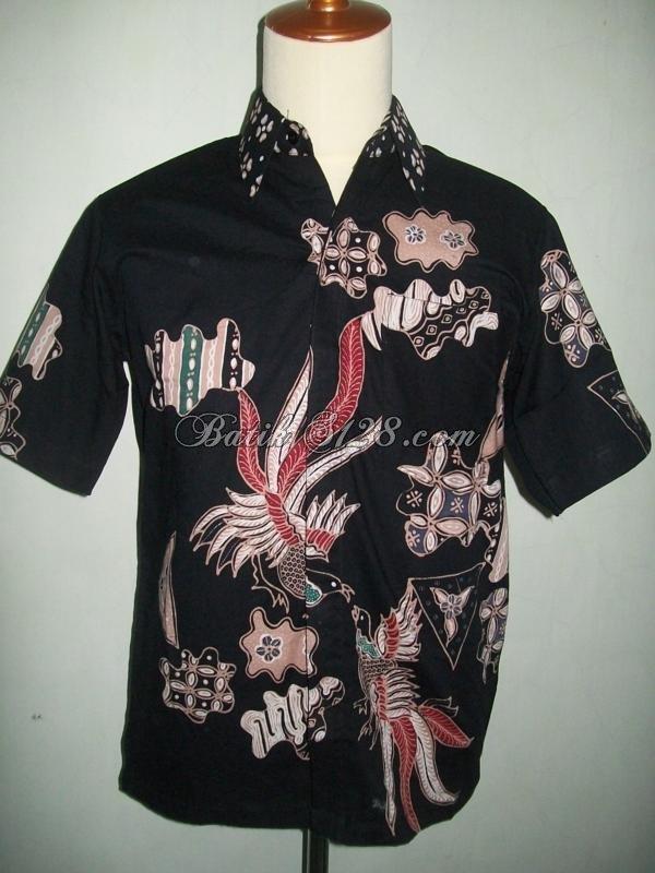 Harga Murah Untuk Kemeja Batik Tulis Yang Dijual Di Thamrin City [LD082-S]