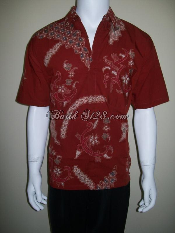 Hem Batik Modern, Batik Tulis Murah [LD119T]