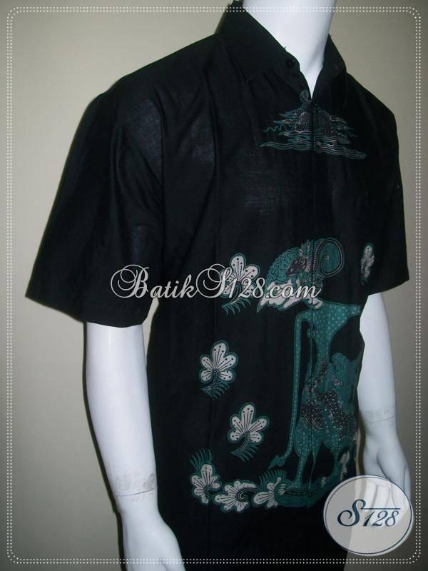 Fashion Batik Pria Murah Online, Batik Wayang Puntadewa [LD144BT]