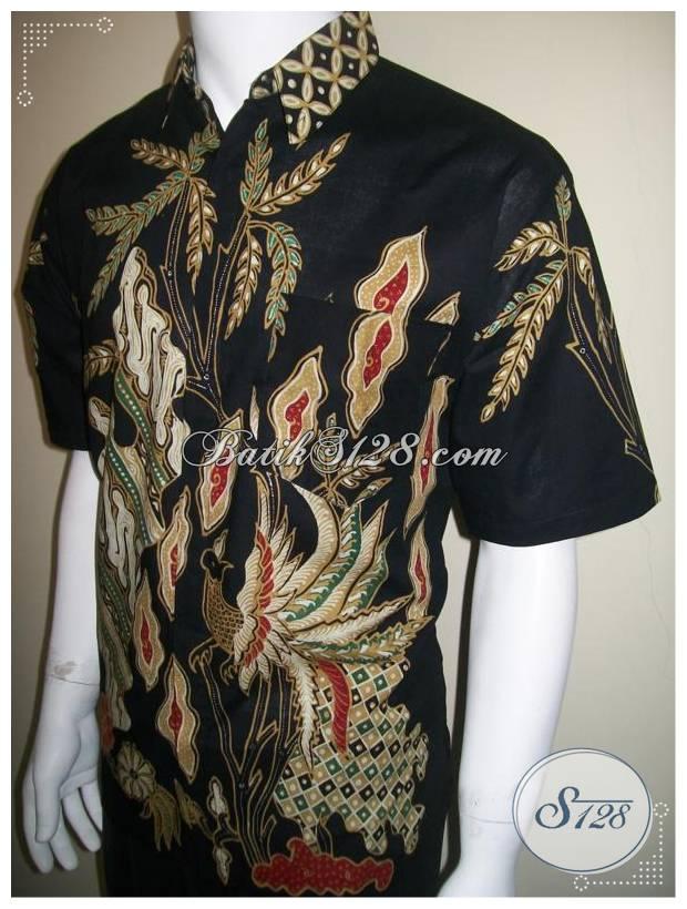 Baju Batik Pria 2012 2013 Motif Gaul Batik Tulis Harga