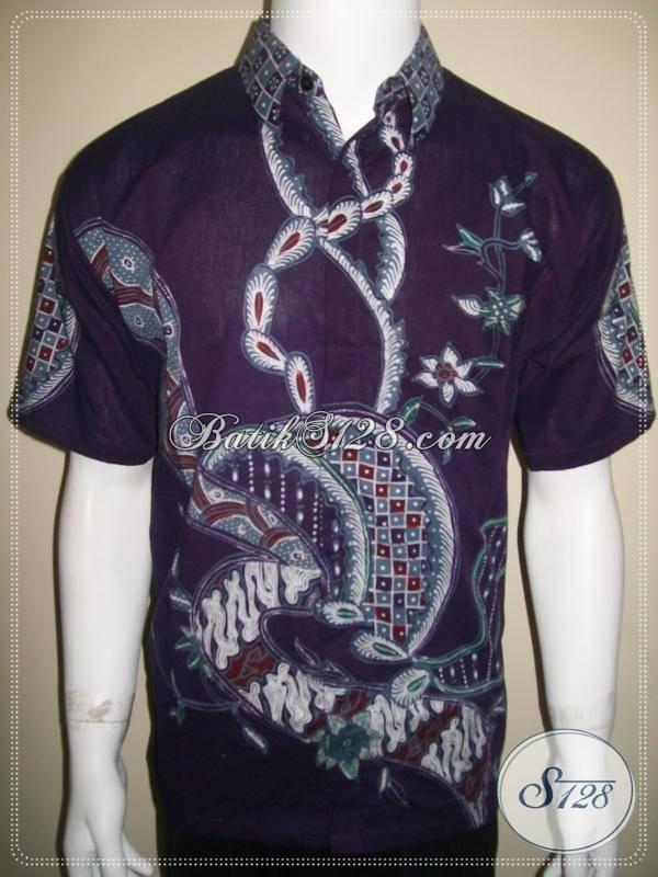 Belanja Baju Online, Model Baju Batik Pria Modern 2013