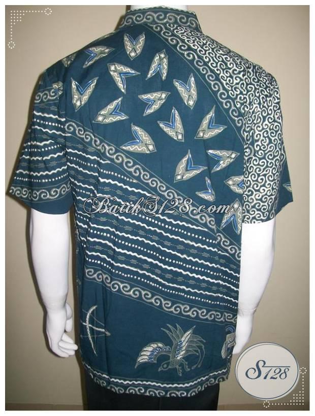 Model Batik Pria 2013, Motif Modern, Batik Tulis Lelaki Elegan dan Eksklusif