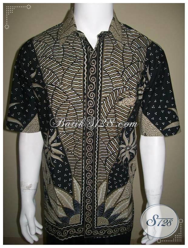 Batik Pria Terbaru, Model 2013, Ukuran Besar, Elegan Ekslusif Untuk ...
