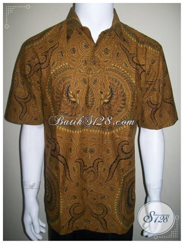 Pakaian Batik Jawa Klasik, Busana Batik Pria Motif Lama [LD246P-L]