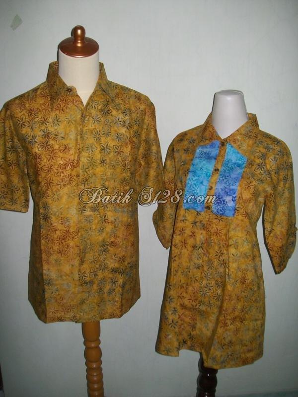 Batik Sarimbit Modern Solo Murah Online [SR003]