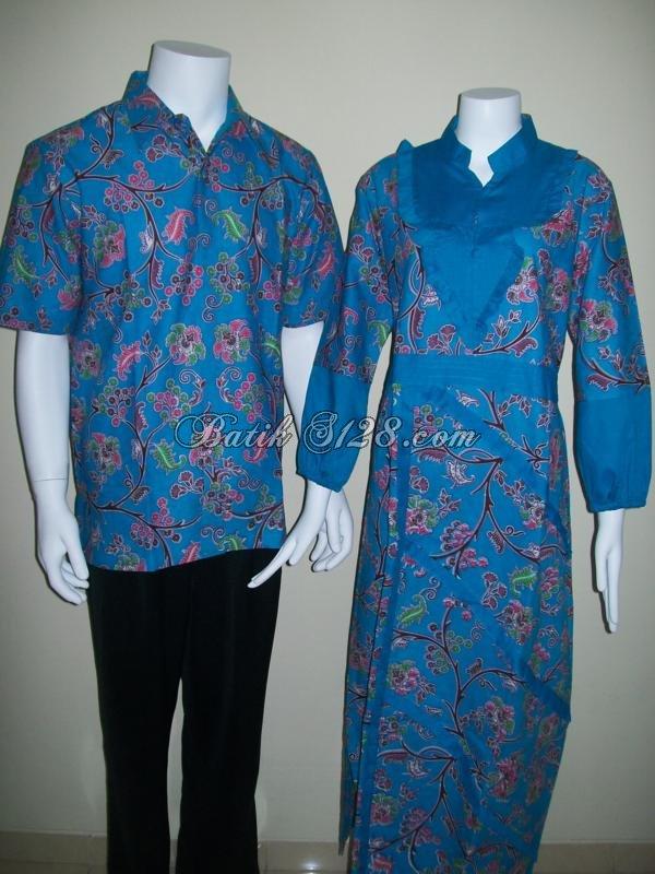 Jual Batik Jadi Untuk Sepasang Cewek Dan CowokModernTrendyHarga