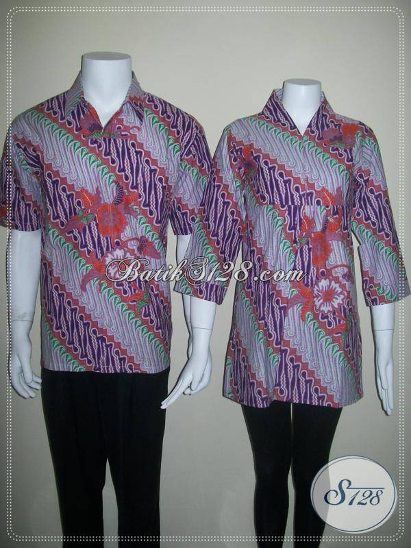 Baju Batik Sarimbit Couple Modern Murah fc2e06b925