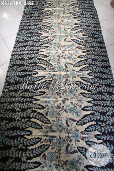 Koleksi Terkini Kain Batik Cocok Untuk Baju Kerja Pria Wanita, Batik Solo Halus Motif Yang Banyak Di Cari Proses Printing Hanya 80 Ribuan [K3567P-240x110cm]