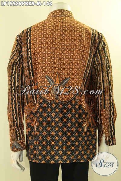 Baju Batik Pria Untuk Acara Resmi, Kemeja Batik Istimewa ...