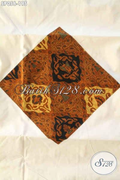 Jual Produk Sprei Batik Istimewa Motif Klasik Proses Printing, Berbahan Katun Halus Dan Adem Dengan Desain Kekinian, Juga Di Lengkapi Sarung Bantal Guling [SP056-160x200cm]
