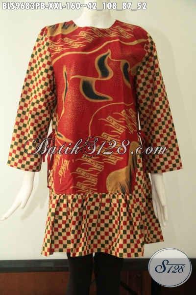 model baju batik 2020
