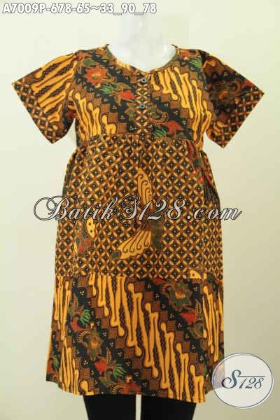 Baju Batik Anak Perempuan Lucu, Pakaian Batik Trend Desain ...