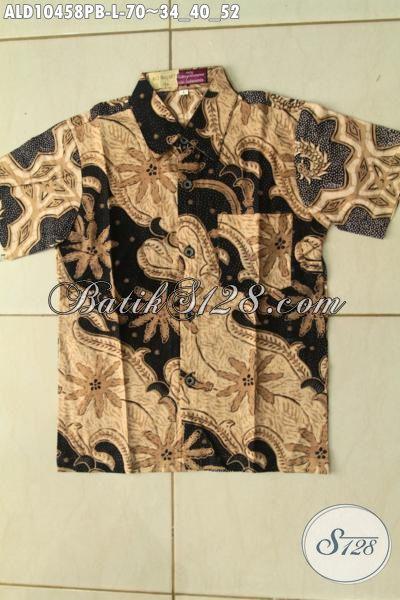 Foto Baju Batik Anak Modern Model Baju Batik Anak Laki Laki Terbaru Kemeja Batik Modern Dan
