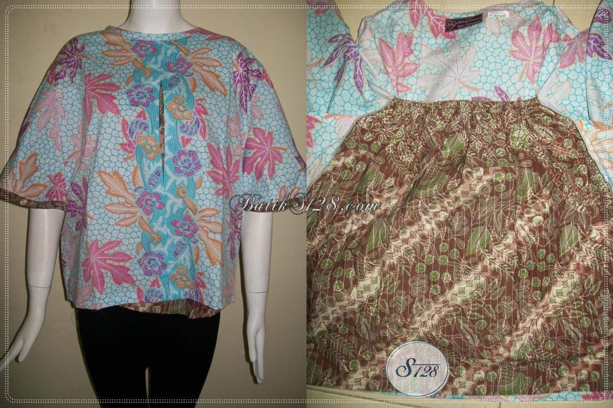 Baju Batik Trend Di Kalangan Remaja Putri [BLS629P-M]