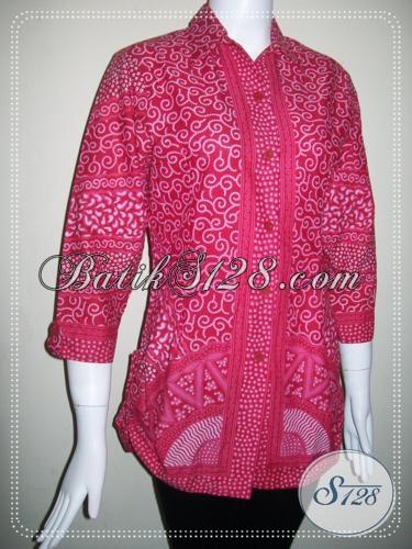 Baju BAtik Anak Muda Lengan Tiga Perempat [BLS766P-S ...