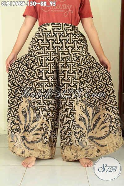Model Celana Panjang Batik Solo Elegan, Produk Celana Batik Modis Masa Kini Kwalitas Istimewa Bahan Adem Untuk Penampilan Makin Bergaya Dengan Harga Biasa