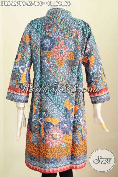 Update Koleksi Busana Batik Wanita, Baju Batik Dress ...