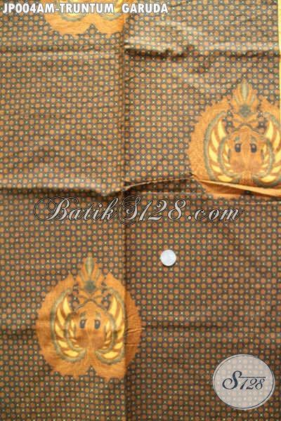 Jual Batik Klasik Truntum Garuda Bahan Jarik Proses Printing 65K [JP004AM-240x105cm]