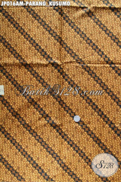 Batik Klasik Printing Motif Parang Kusumo Bahan Jarik Elegan Dan Mewah Dengan Harga Yang Terjangkau [JP016AM-240x105cm]