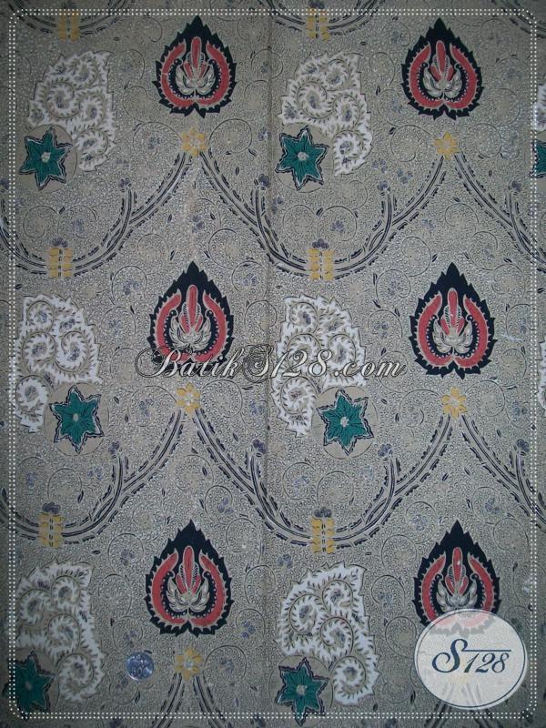Bahan Batik Elegan Untuk Kemeja Batik Pria [K1006BT]