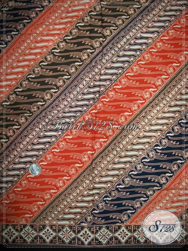 Kain Batik Online Untuk Parcel Lebaran 2014,Batik Elegan Dan Modern [K1051CT]