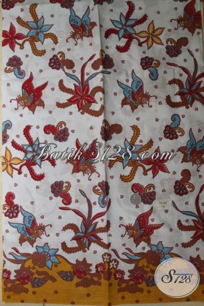 Agen Kain Batik Murah Berkwalitas, Sedia Batik Print Solo Motif Terbaru Yang Cocok Untuk Bahan Pakaian Cowok Maupun Cewek Dengan Kwalitas Dan Motif Bagus Harga Murah Meriah [K1678P]