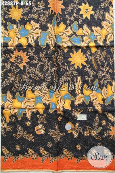 Kain Batik Halus Motif Mewah Proses Printing, Batik Solo Istimewa Dengan Harga yang Biasa [K2837P-200x110cm]