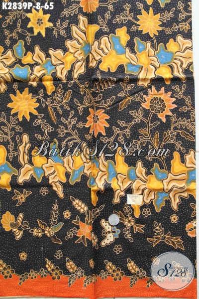 Sedia Kain Batik Solo Di Jual Online, Batik Halus Motif Berkelas Proses Printing Hanya 65K [K2839P-200x110cm]