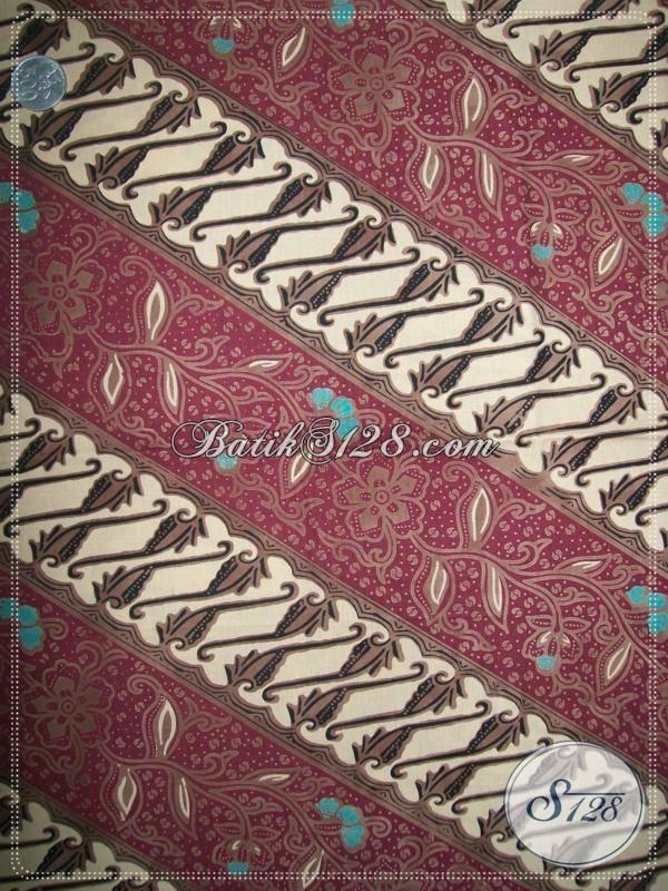 Aneka Kain Batik Murah Dan Motif Terkini Batik Solo [K800P]