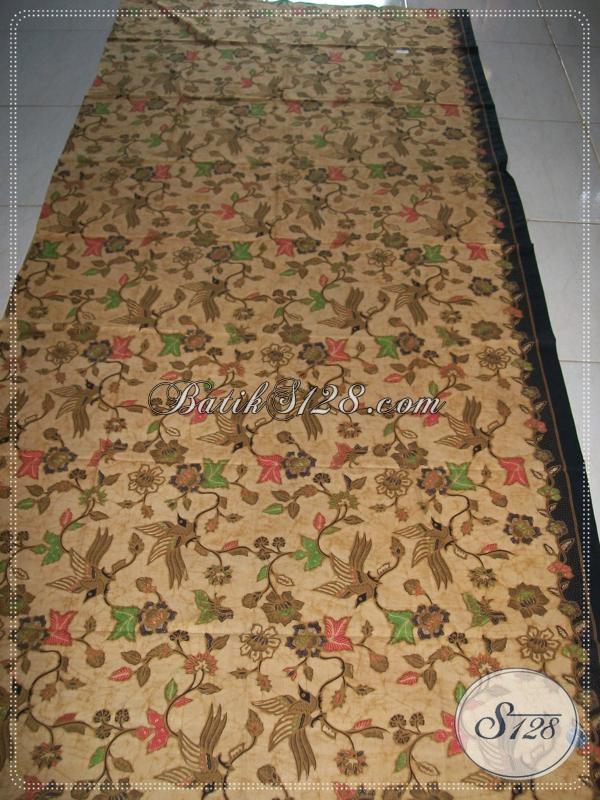 Kain Batik Motif Trendy Dan Modern Asli Batik Solo [K979BT]