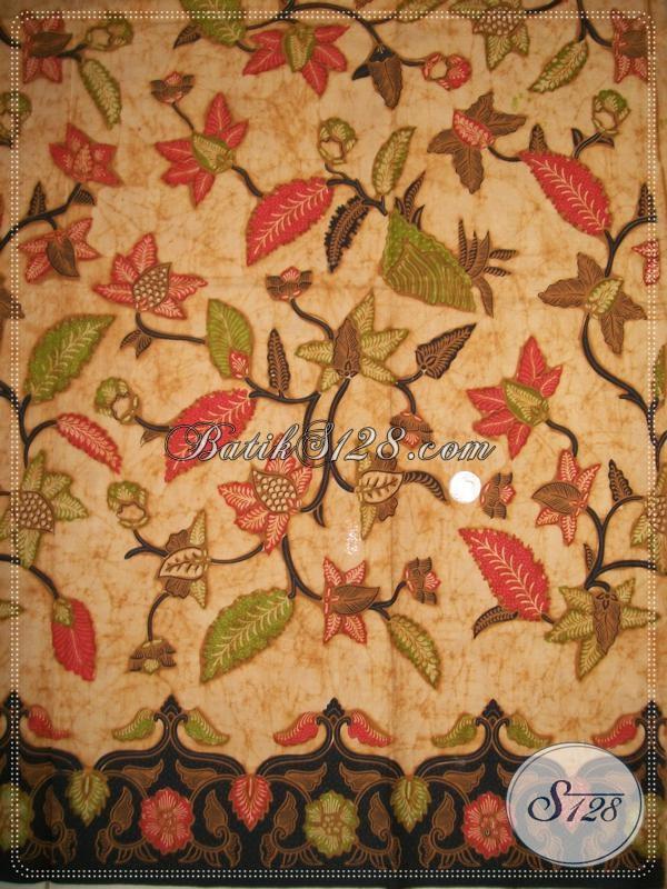 Butik BAtik Semi Tulis Batik Trendy Dan Modern [K986BT]
